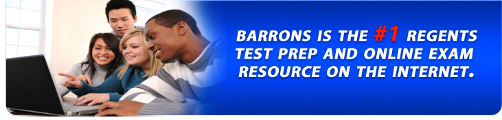 Barrons Regents Exam Prep